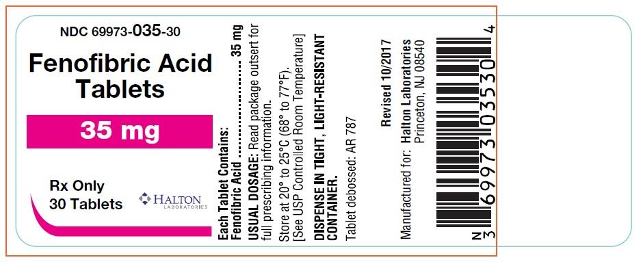 Fenofibric Acid (Fenofibric Acid)