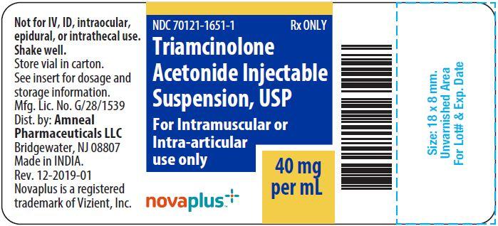 Triamcinolone Acetonide (Triamcinolone Acetonide)