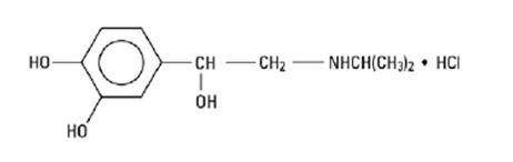Isoproterenol Hydrochloride (Isoproterenol Hydrochloride)